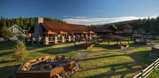 Resort at Paws Up Montana -- the Austin Collection