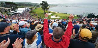 US Open - major sporting events - Credit TGO Photography
