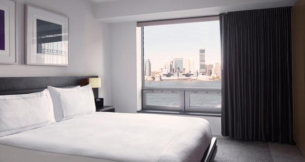 Conrad New York Guestroom - Reading Program
