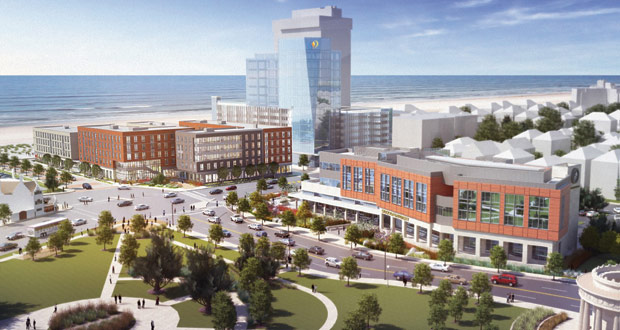 Atlantic City Campus Rendering