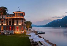 CastaDiva Resort & Spa in Lake Como, Italy