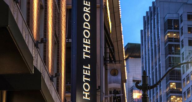 Hotel Theodore - Sonnenblick-Eichner