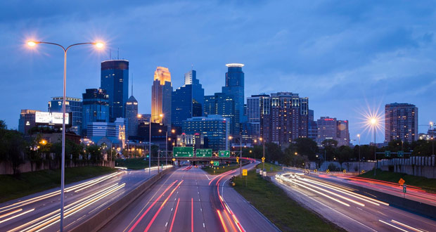 Minneapolis-St. Paul - Twin Cities