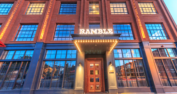 The Ramble Hotel