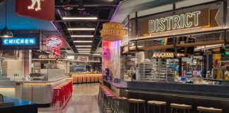 The Cosmopolitan of Las Vegas Block 16 Food Hall - Photo credit: Jeff Green
