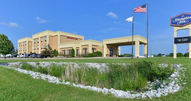 CBRE Hotels closes sale on Hampton Inn Keokuk, Iowa