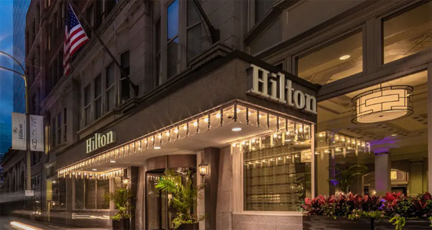 Hilton at The Arch Downtown St. Louis