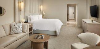JW Marriott Miami Turnberry Model King Bedroom