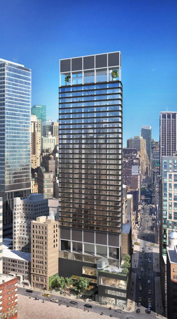 The Ritz Carlton New York, Nomad