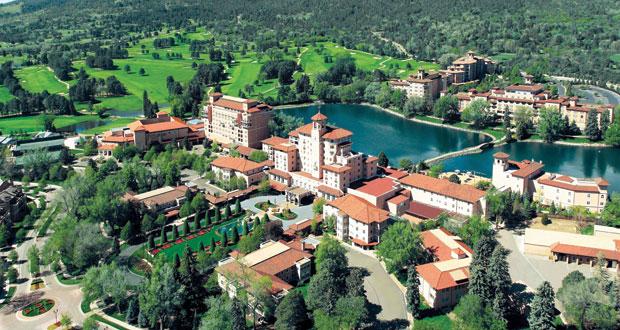 The Broadmoor Campus