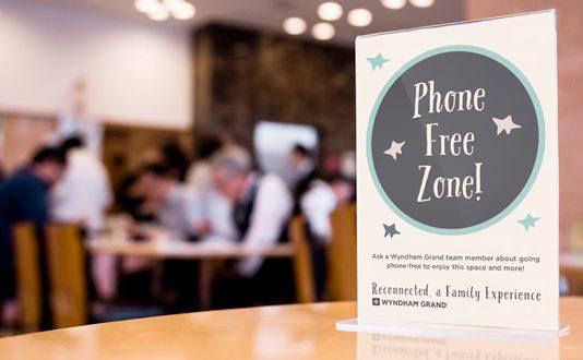 Wyndham Grand Phone Free - unplugged
