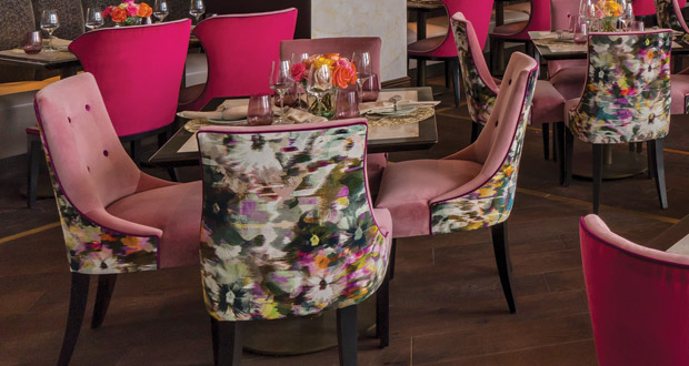 Bloom & Bee chairs - The Post Oak