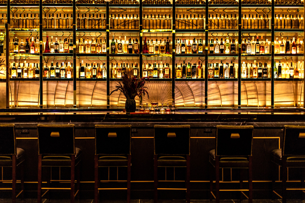 NoMad Las Vegas - The Bar Benoit Linero