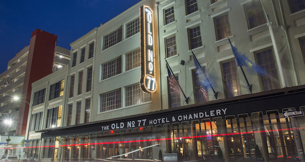 Old No. 77 Hotel
