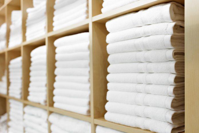 Towels, laundry