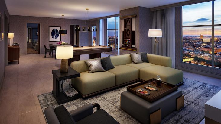 AC Hotel Presidential Suite