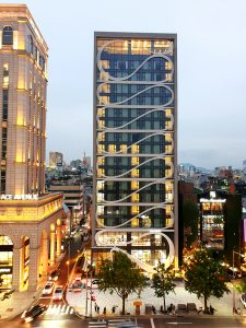 Aiden Hotel in South Korea
