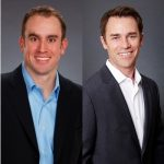 Andrew Hazelton and Matt Peterson
