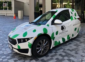 DoubleTree SOLO Electric Vehicle