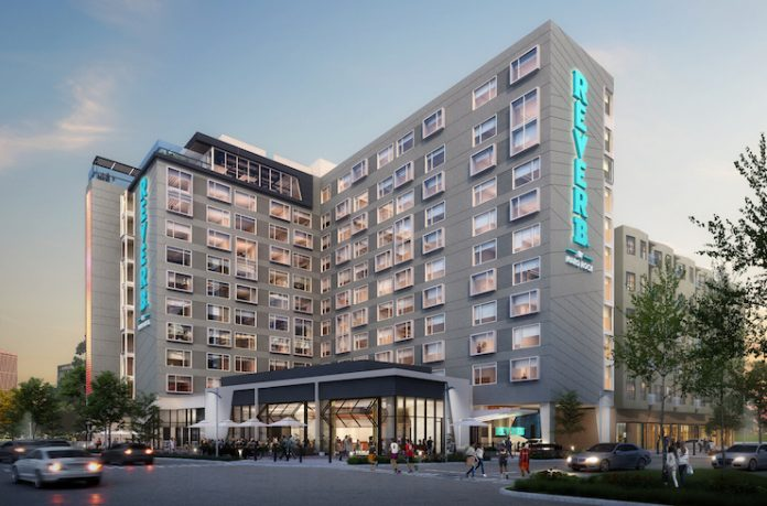 The first Reverb by Hard Rock is slated to open early next year in Atlanta.
