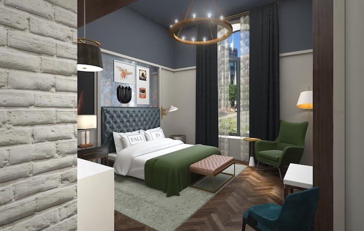 The Grady Hotel, part of the Humanist portfolio