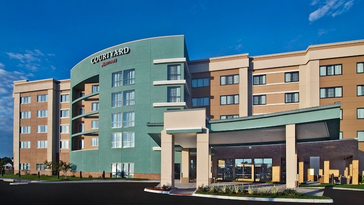 Courtyard by Marriott Newport News, Virginia