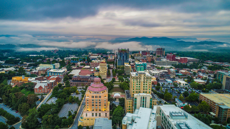 Hotels Asheville Nc >> Third-Tier Growth Spurt: Luring Travelers Off the Beaten Track