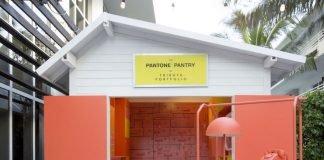Pantone Pantry