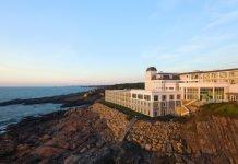 Cliff House in Cape Neddick, Maine