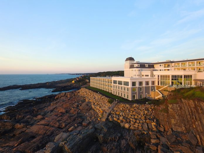 Cliff House in Cape Neddick, Maine