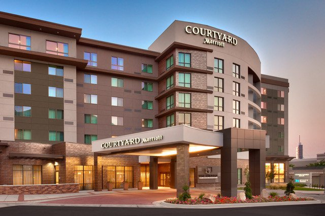 Courtyard by Marriott Salt Lake City Downtown, managed by Interstate