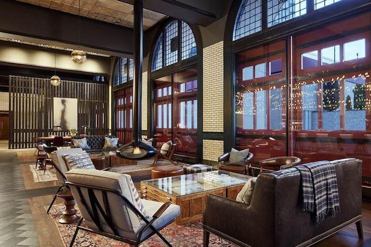 defining the 2019 hotel lobby lodging media