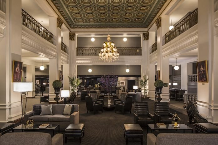 Lord Baltimore Lobby