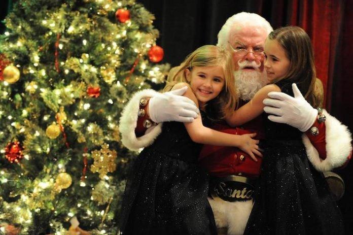 Saratoga Hilton Breakfast with Santa benefit