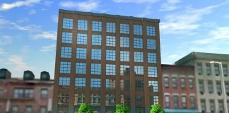 Selina property at 138 Bowery