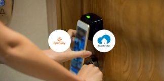 SiteMinder and OpenKey Partnership