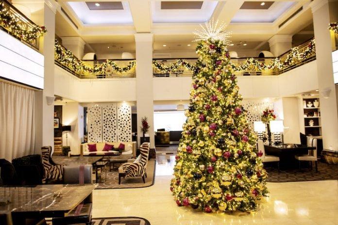 The Lexington Hotel Lobby