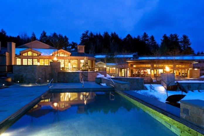 Topnotch Resort in Stowe, VT