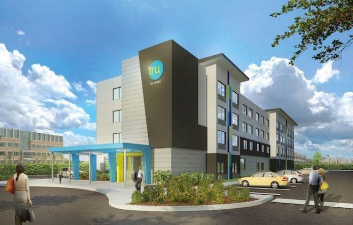 Tru by Hilton Burlington