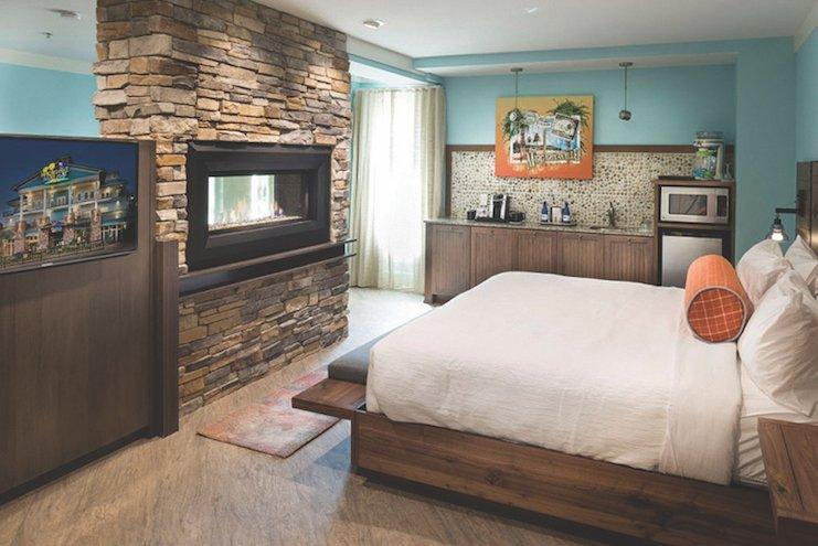 Margaritaville presidential king deluxe suite