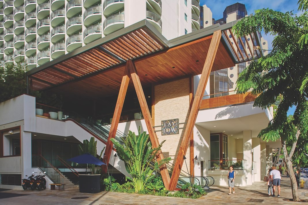 The Laylow in Honolulu, Hawaii