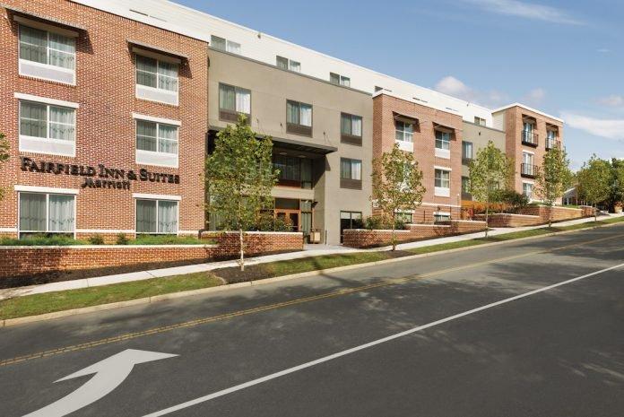 Fairfield Inn & Suites Charlottesville Downtown University Area Photographer: Saleh Lotfy