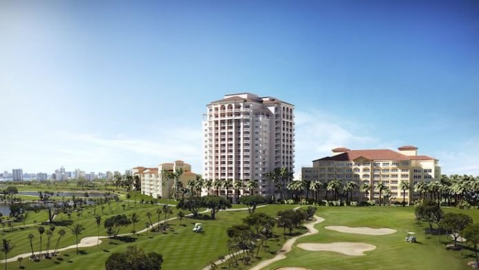JW Marriott Miami Turnberry Resort & Spa Orchid Tower