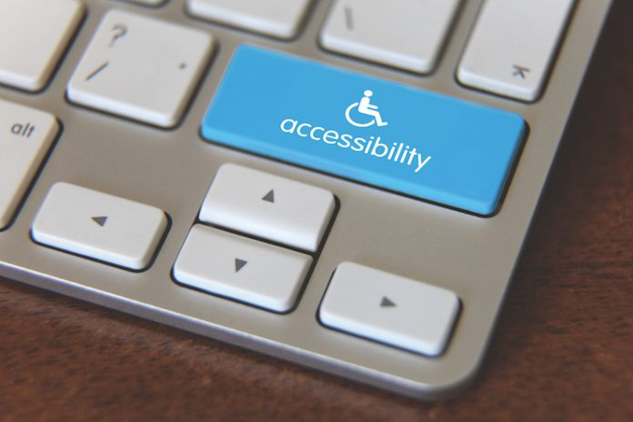 Hotel website accessibility standards