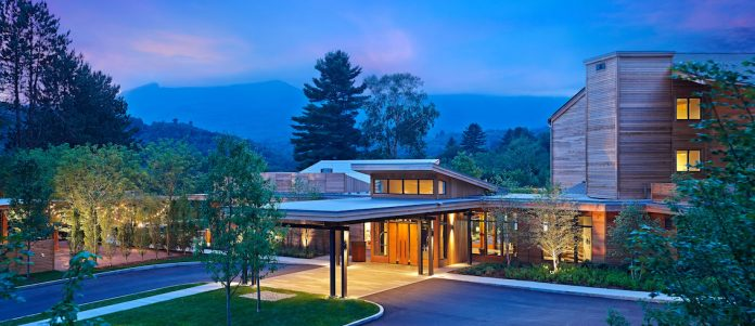Topnotch Resort and Spa in Stowe, Vermont