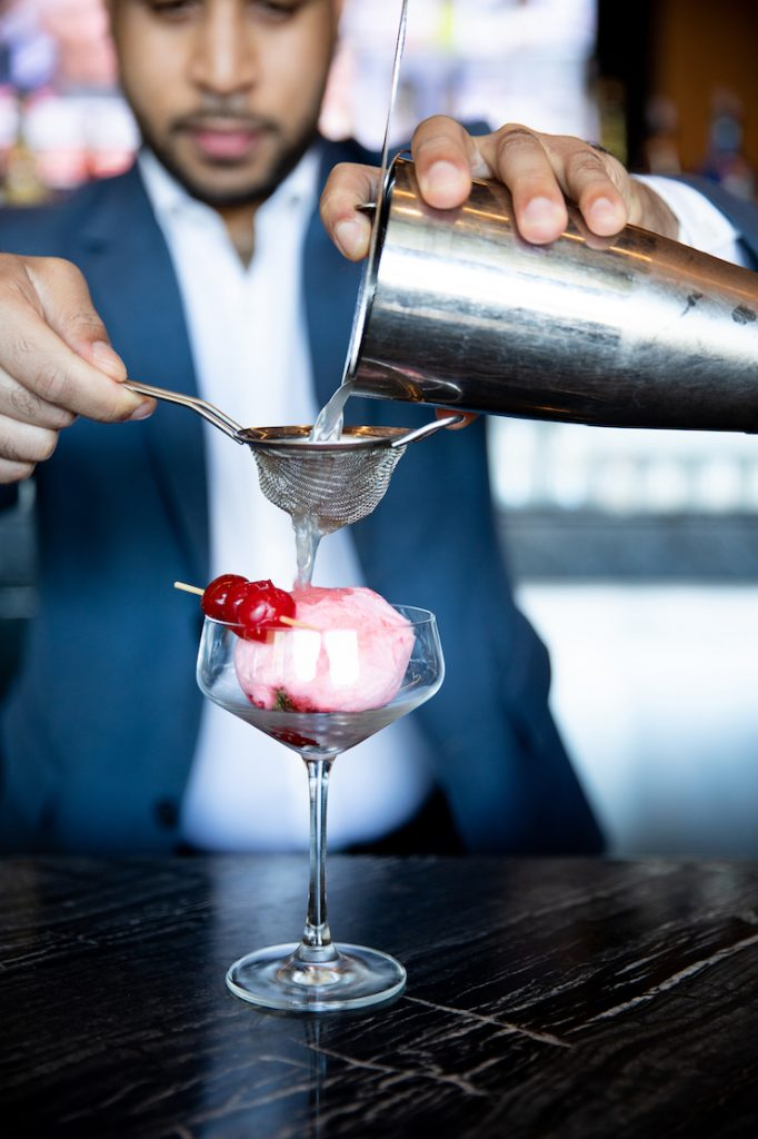 2019 Oscar Cocktail - A Star is Born, La Vie En Rose