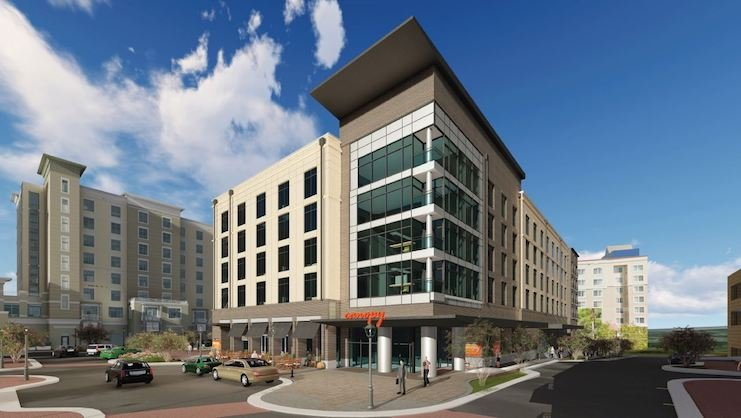 Canopy Charlotte Exterior