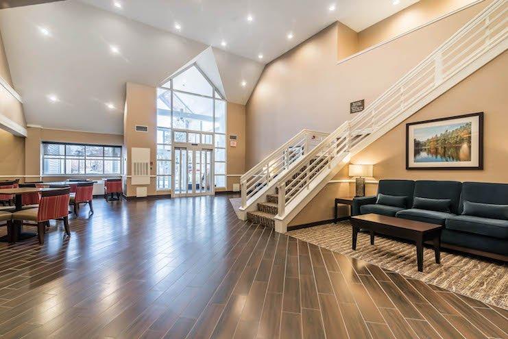 Comfort Inn Concord, N.H, lobby