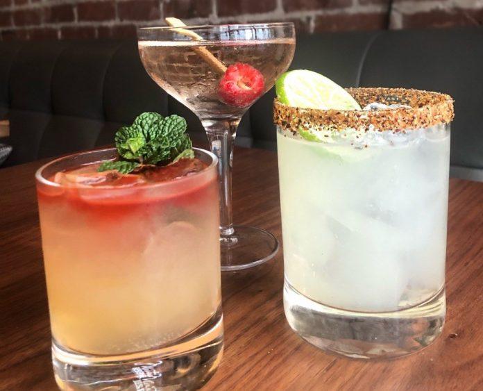 Galentine's Day 2019 Cocktail