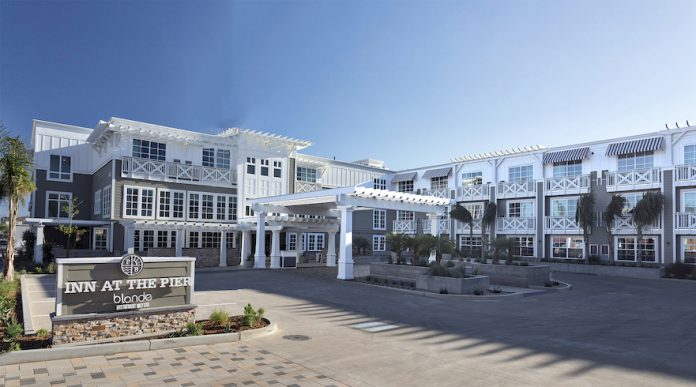 Inn at the Pier, Pismo Beach, California